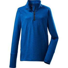 killtec KSW 69 LS Shirt Boys, blauw